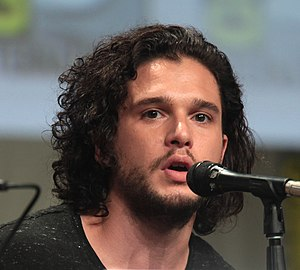 Kit Harington - Harington at Comic-Con, July 2014