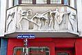 Klagenfurt Adolf-Kolping-Gasse Hausfassade von Krkoska 03122011 012.jpg