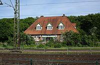 Kleinbahnhof Osterholz-Scharmbeck • Kulturzentrum.JPG