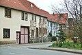 Kleinmölsen, Häuserzeile in der Brauhausstraße.jpg