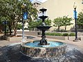 Kleman Plaza fountain near S. Duval St.JPG