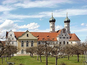 Kloster Benediktbeuern-1
