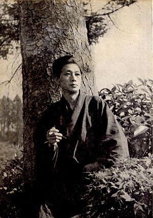 Hideo Kobayashi - Kobayashi Hideo in 1951