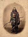 Koboto Santaro, a Japanese military commander Wellcome V0037661.jpg