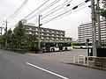 Kokusaikogyobus shimura-dept backyard.jpg