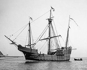 Santa María (ship) - Image: Kolumbus Santa Maria