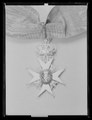 Kommendörskors, Vasaorden, Sverige, m, 1860 - Livrustkammaren - 45510.tif