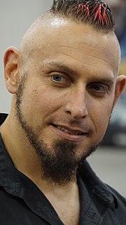 Konnor (wrestler) American professional wrestler