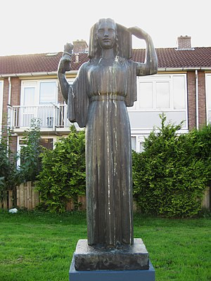 Prix de Rome (Netherlands) - Kora by Johan Limpers for which he won the Prix de Rome in 1940