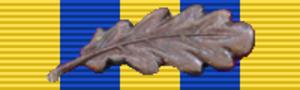 Phillip Bennett - Image: Korea Medal BAR MID