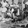 Kowal-Hajdar przy pracy na bazarze - Qajsar - 001265n.jpg