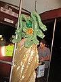 Krewe of OAK Midsummer Mardi Gras 2018 New Orleans Streetcar Medusa 2.jpg