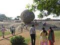 Krishna's ButterBall, Mahabalipuram, Chennai.jpg