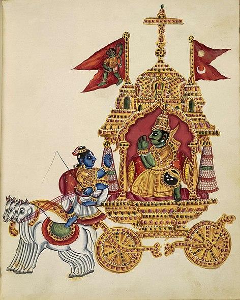 File:Krishna Arjuna Gita.jpg
