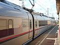 Kryukovo station, Sapsan high-speed train (4669335413).jpg