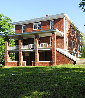 Kumler Hall United States historic place