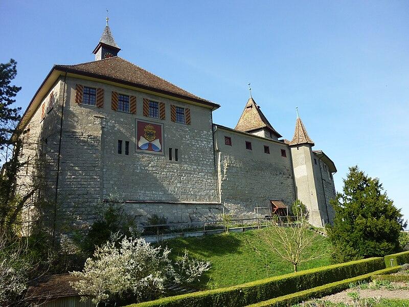 Castelos nos arredores de Zurique