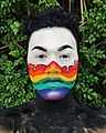 Kylee Fleek Rainbow White Drip Makeup.jpg
