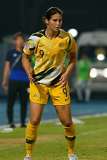 Kyra Cooney-Cross Australian football player