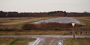 Læsø Airport - Image: Læsø Airport