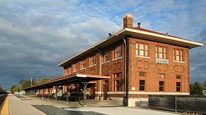 La Crosse station - Image: LA Xdepot