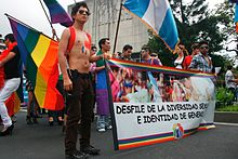 Declarado homosexual discrimination