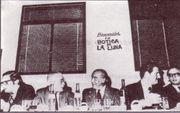 Balbín representando a la UCRP en La Hora del Pueblo, 1971