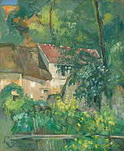 La Maison du père Lacroix, Auvers-sur-Oise, by Paul Cézanne, National Gallery of Art.jpg