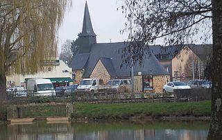 La Milesse Commune in Pays de la Loire, France