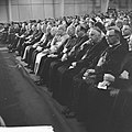 Laatste samenkomst van Concili te Rome, v.l.n.r. mgr. P.A. Nierman , mgr. J.W.M., Bestanddeelnr 914-3662.jpg