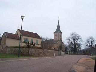 Lacanche Commune in Bourgogne-Franche-Comté, France