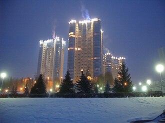 Samara - Ladya apartment complex