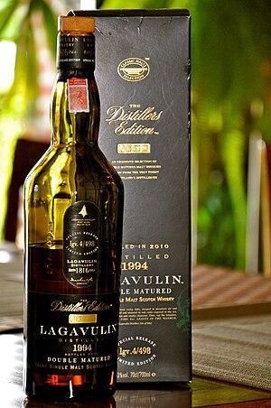 Lagavulin distillery - Lagavulin Distillers Edition