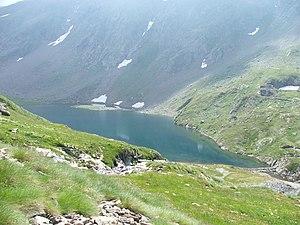 Lago del Barbellino Naturale - Image: Lago Barbellino 1