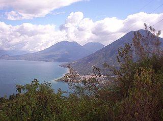 San Pedro La Laguna Municipality in Sololá, Guatemala