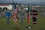 Lajes Airmen honor 9-11 victims (9803422153).jpg