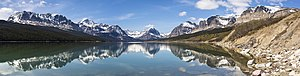 Lake Sherburne - Image: Lake sherburne 964855