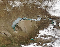 NASA Satellite Photo 1