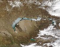 Фото со спутника НАСА 1
