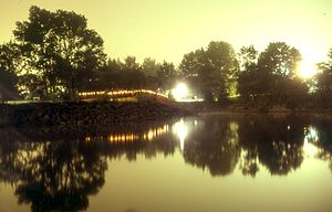 Siddha Yoga - Lake Nityananda, Shree Muktananda Ashram, New York