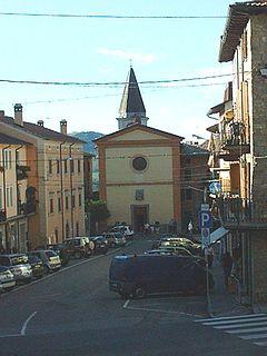 Lama Mocogno Comune in Emilia-Romagna, Italy