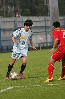 Lam Hok Hei Hong Kong footballer