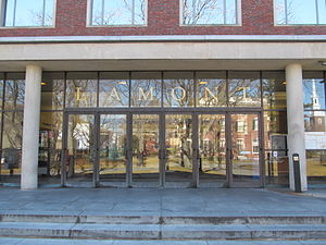 Thomas W. Lamont - Lamont Library at Harvard University