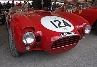 1954 World Sportscar Championship - Lancia placed second with its Lancia D24