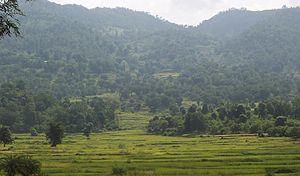 Gunupur - Landscape, Puttasing Valley, Gunupur