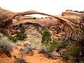 Landscape Arch, Arches National Park Moab USA.JPG