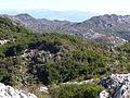 Landscape en route from Cetinje to Kotor - Montenegro - 04.jpg