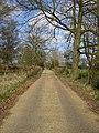 Lane to Gorrick Cottage - geograph.org.uk - 1219303.jpg