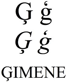 Latin small and capital letter g with cedilla.jpg