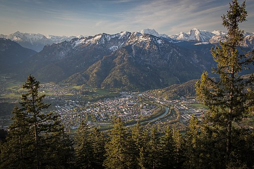 Lattengebirge